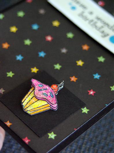 card-cake