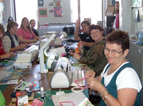 Cricut Class Aug 09