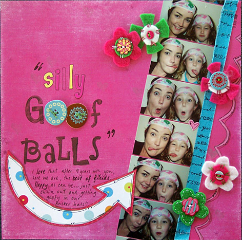 Layout - Silly Goof Balls