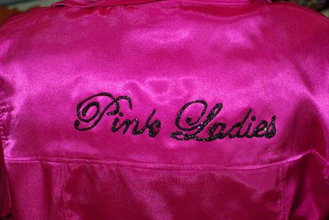 Retreat 09 Pink Lady Jacket