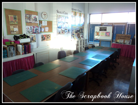 Workroom The Scrapbook House Geraldton
