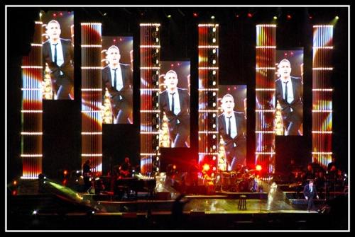 Michael Buble concert Australia