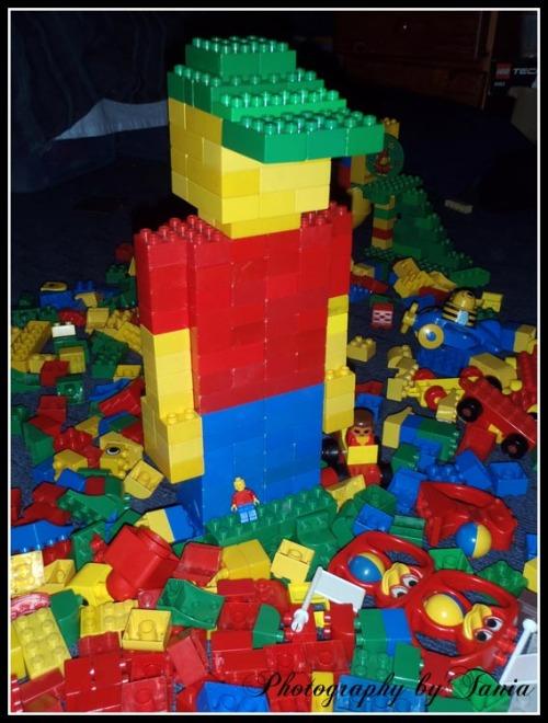 Lego Man Maxi Minifig