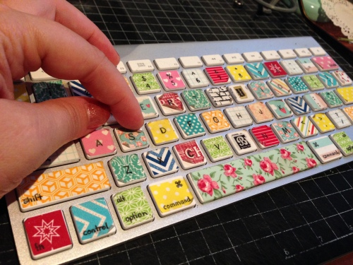 washi keyboard