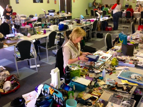 Scrapbook retreat Geraldton