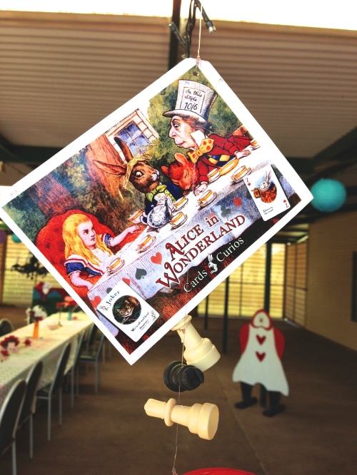 Mad Hatters Tea Party Decorations