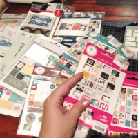 Storing Project Life Cards
