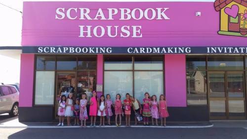 The Scrapbook House Geraldton