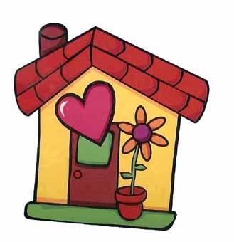scrapbook house logo